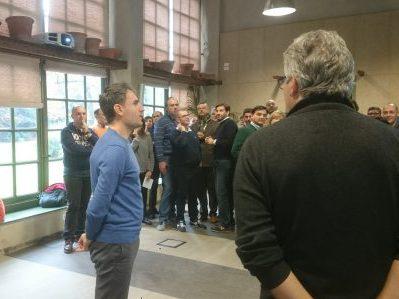 Stefano Corradi Team Building Musica interrogazione