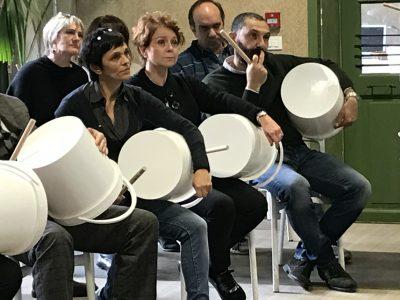 Stefano Corradi Team Building Musica secchi 2