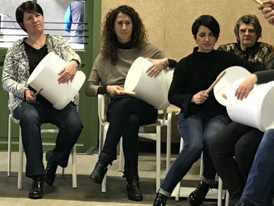 Stefano Corradi Team Building Musica secchi