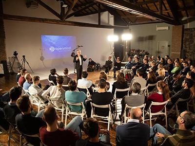 Stefano Corradi Team Building Musica openmind